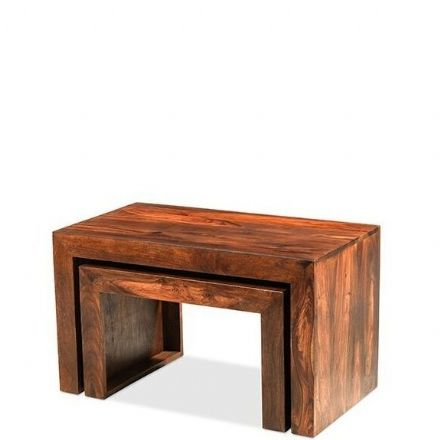 Talaja Cube Nest of Two Tables
